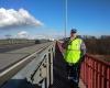 Силовики Калининградской области оценили защищенность моста через реку Дейма