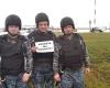 Северо-Западный филиал принял участие во флешмобе ведомственной охраны Минтранса России